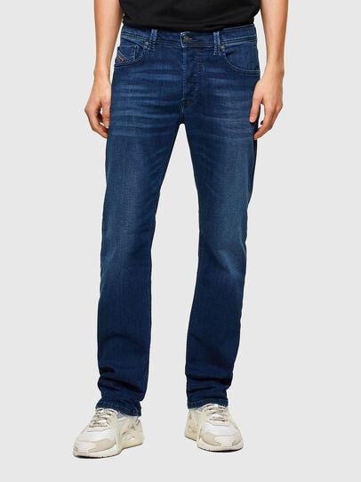 Diesel - Larkee 069SF, Blu Scuro - Jeans - Image 1