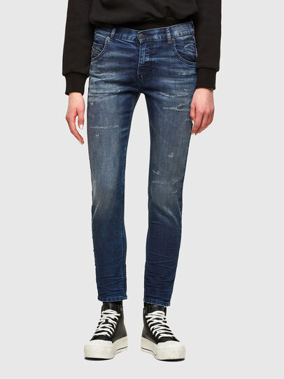 Diesel - Krailey JoggJeans® 069SL, Blu Scuro - Jeans - Image 1
