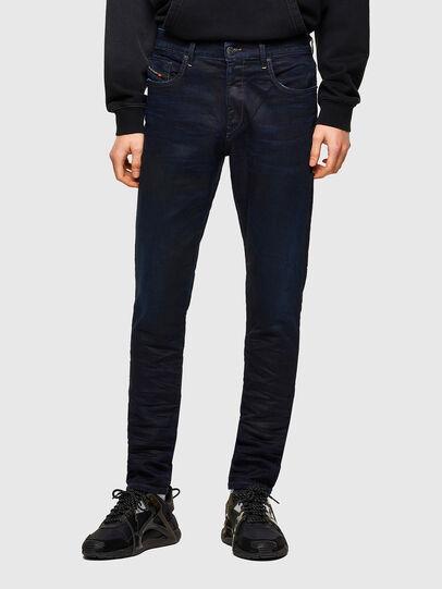 Diesel - D-Strukt JoggJeans® 069RW, Blu Scuro - Jeans - Image 1
