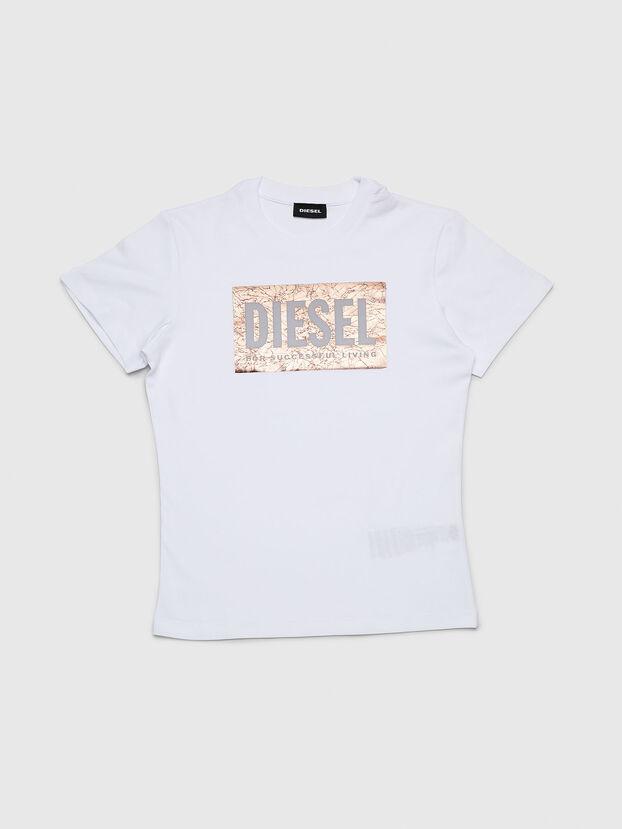 TFOIL, Bianco - T-shirts e Tops