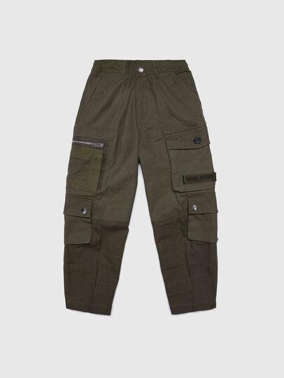 Diesel - PCYAN, Verde Militare - Pantaloni - Image 1