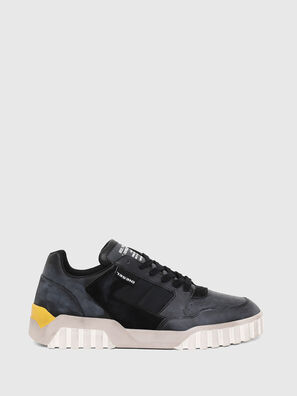 S-RUA LOW90, Blu/Nero - Sneakers