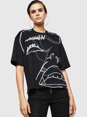 TELIX, Nero - T-Shirts