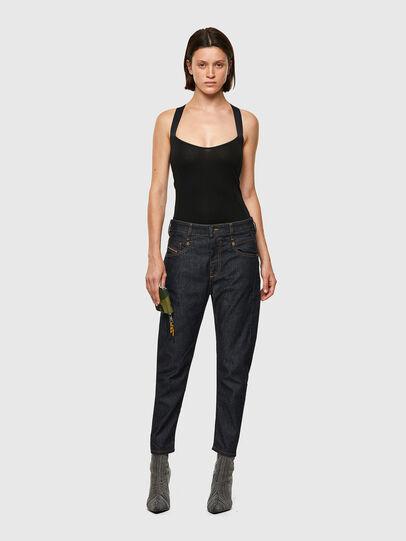 Diesel - Fayza 009HF, Blu Scuro - Jeans - Image 6