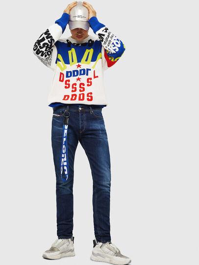 Diesel - Tepphar 083AT, Blu Scuro - Jeans - Image 6
