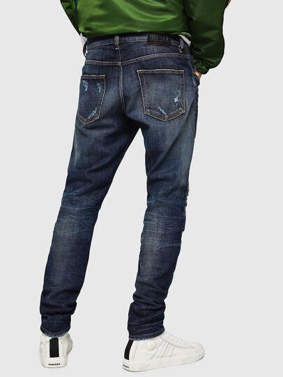 Diesel - D-Strukt 0890W, Blu Scuro - Jeans - Image 2