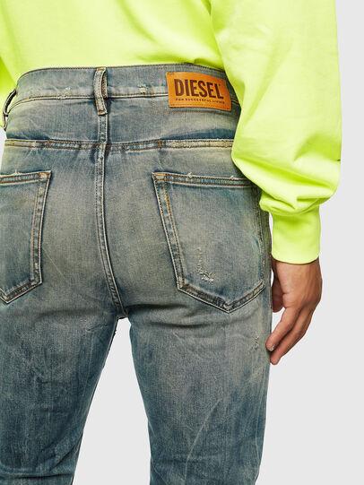 Diesel - D-Eetar 0098G, Blu medio - Jeans - Image 4