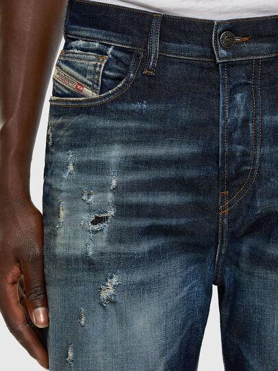 Diesel - D-Vider 0092I, Blu Scuro - Jeans - Image 3