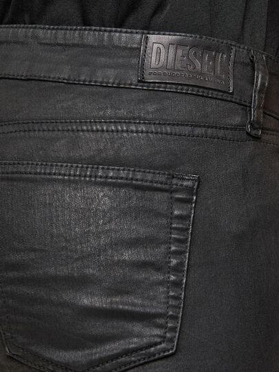 Diesel - D-Ollies JoggJeans® 069QJ, Nero/Grigio scuro - Jeans - Image 5