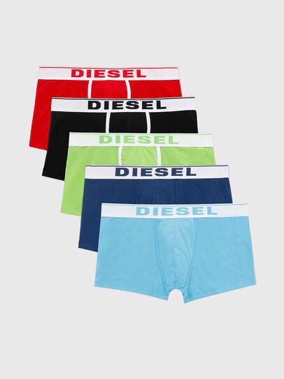 Diesel - UMBX-DAMIENFIVEPACK, Multicolor - Boxer stretch - Image 4