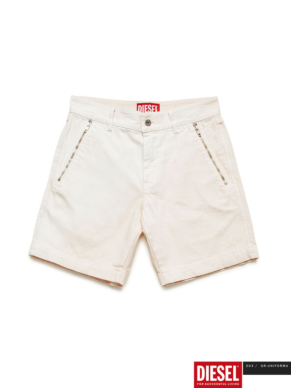 GR02-P303, Bianco - Shorts