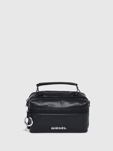 Camera bag in pelle