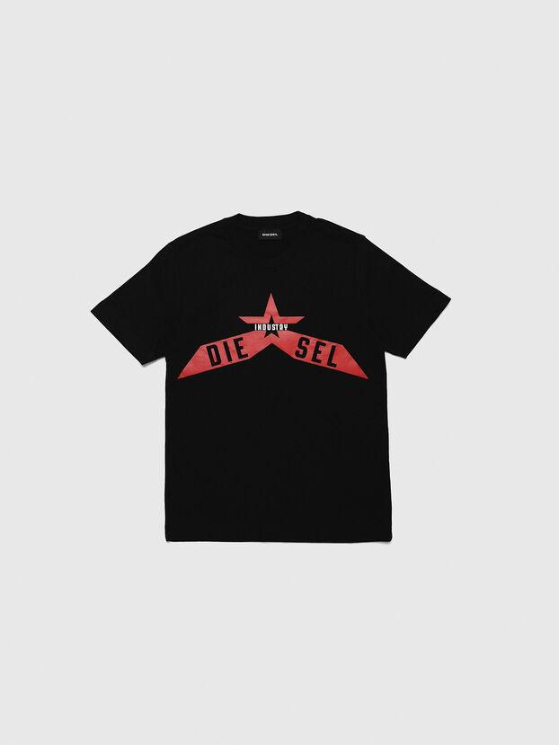 TDIEGOA7, Nero - T-shirts e Tops