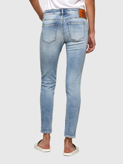 Diesel - D-Ollies JoggJeans® 069UX, Blu Chiaro - Jeans - Image 2