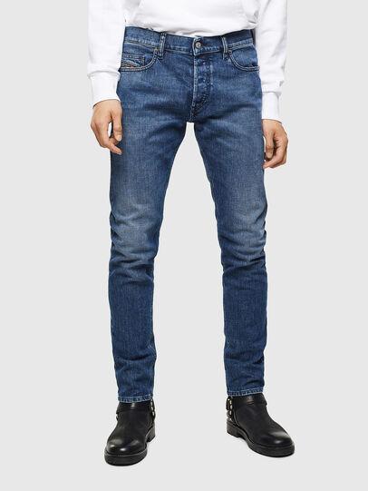 Diesel - D-Luster 0095H, Blu medio - Jeans - Image 1