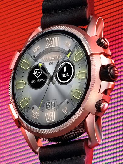 Diesel - DT2008, Nero - Smartwatches - Image 2