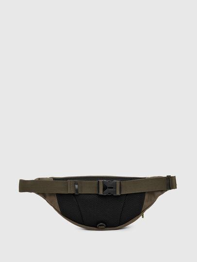 Diesel - F-URBHANITY BUMBAG, Verde Militare - Marsupi - Image 2