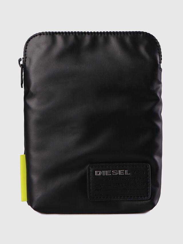 Diesel - F-DISCOVER SMALLCROS, Nero - Borse a tracolla - Image 1
