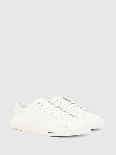 Diesel - S-MYDORI LC, Bianco - Sneakers - Image 2