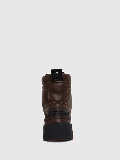 Diesel - H-RUA AM, Marrone - Sneakers - Image 4