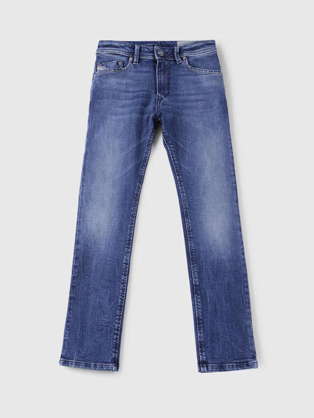 Diesel - DARRON-R-J-N, Blu Jeans - Jeans - Image 1
