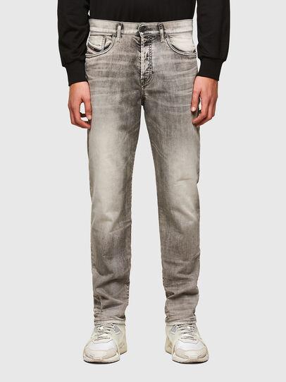 Diesel - D-Fining 069SV, Grigio Chiaro - Jeans - Image 1