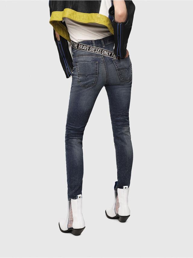 Diesel - Krailey JoggJeans 069FG, Blu Scuro - Jeans - Image 2