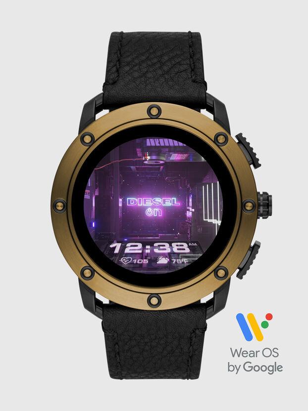 DT2016, Nero/Bronzo - Smartwatches