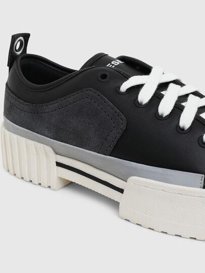Diesel - S-MERLEY LOW, Nero - Sneakers - Image 4