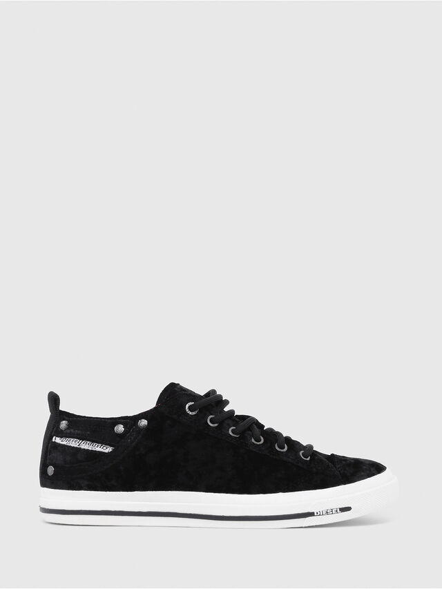 Diesel - EXPOSURE IV LOW  W, Nero - Sneakers - Image 1