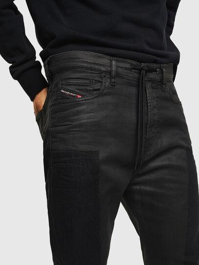 Diesel - D-Vider JoggJeans 0094P, Blu Scuro - Jeans - Image 3