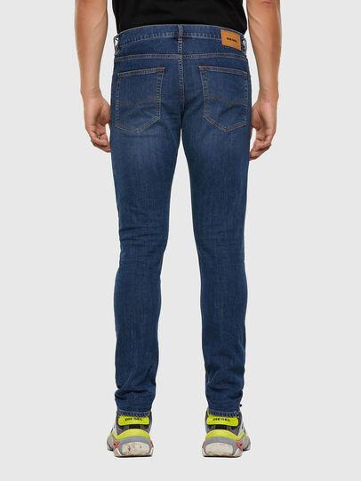 Diesel - D-Luster 009DG, Blu medio - Jeans - Image 2