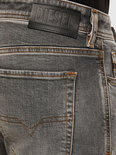 Diesel - Sleenker 009FW, Grigio Chiaro - Jeans - Image 4