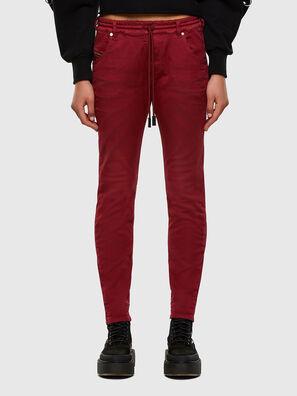 Krailey JoggJeans 0670M, Rosso - Jeans
