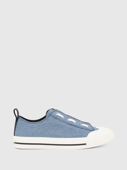 Diesel - S-ASTICO LZIP, Blu - Sneakers - Image 1