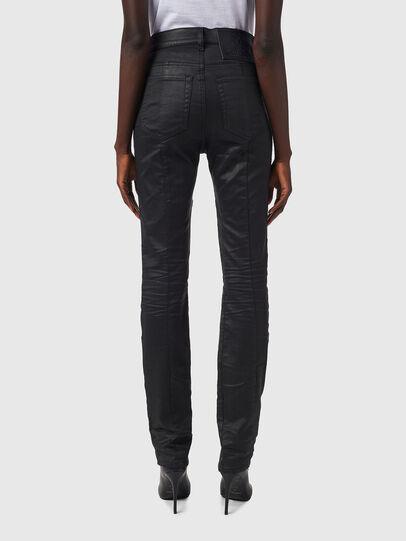 Diesel - D-Arcy JoggJeans® 069YI, Nero/Grigio scuro - Jeans - Image 2