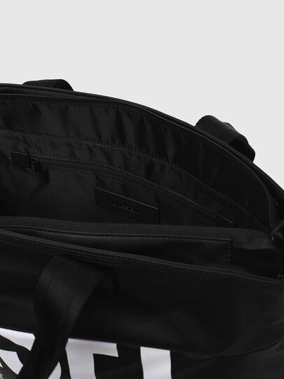 Diesel - F-BOLD SHOPPER III, Nero - Shopper e Borse a Spalla - Image 4