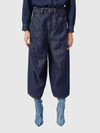 Diesel - D-CONCY-SP, Blu Scuro - Jeans - Image 1