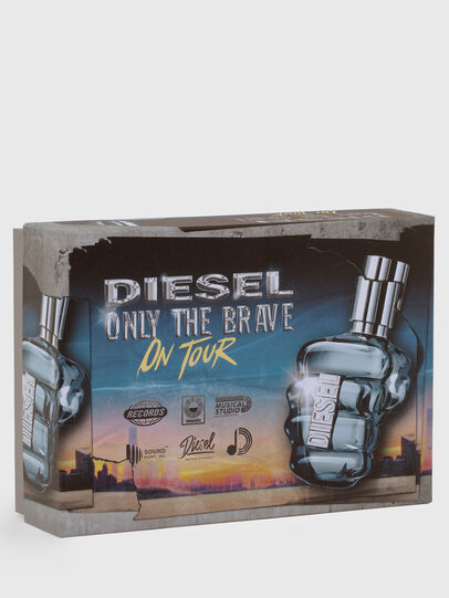 Diesel - ONLY THE BRAVE 50 ML GIFT SET, Azzurro - Only The Brave - Image 3