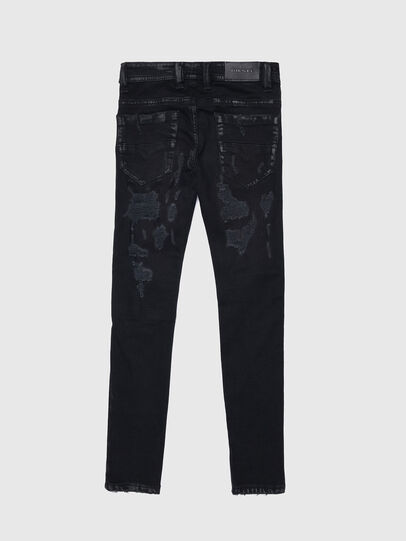 Diesel - THOMMER-J, Nero - Jeans - Image 2