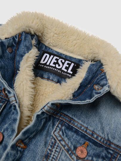 Diesel - JRESKY, Blu Chiaro - Giacche - Image 3