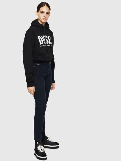 Diesel - D-Eiselle 069GL, Blu Scuro - Jeans - Image 5