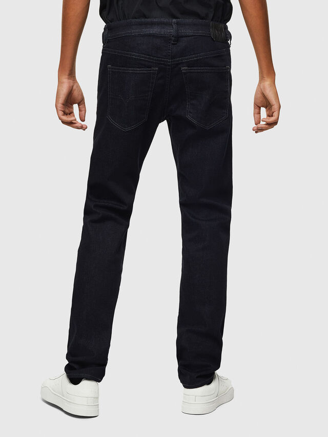 Diesel Buster 0607A, Blu Scuro - Jeans - Image 2