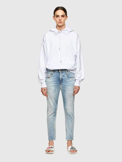 Diesel - Fayza JoggJeans® 069UY, Blu Chiaro - Jeans - Image 5