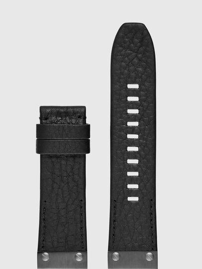 Diesel - DZT0006, Nero - Accessori Smartwatches - Image 1