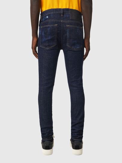 Diesel - D-Amny 09A84, Blu Scuro - Jeans - Image 2