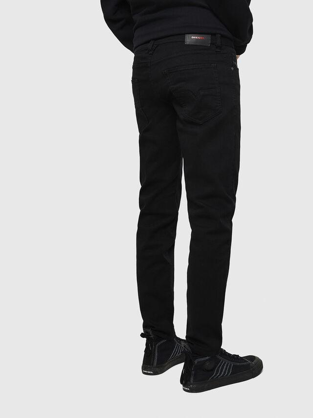 LARKEE-BEEX 0688H, Nero Jeans