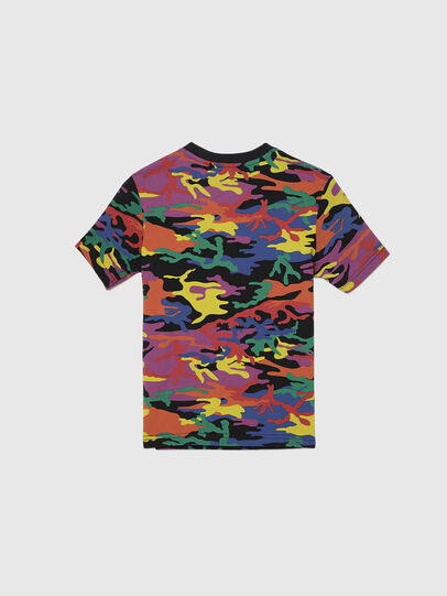 Diesel - TDIEGORBOW, Multicolor - T-shirts e Tops - Image 2