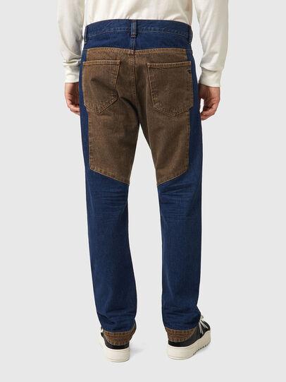 Diesel - D-Viker 0AFAK, Blu Scuro - Jeans - Image 2