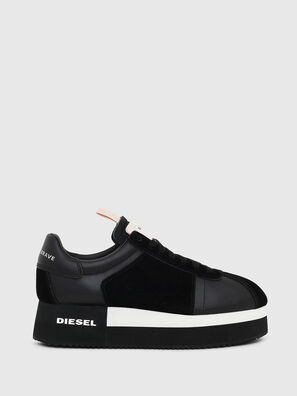 S-PYAVE WEDGE, Nero - Sneakers